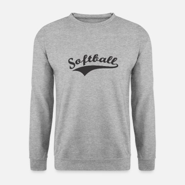 Softball Softball - Men's Sweatshirt