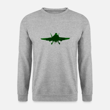 Special Forces Straaljager / vliegtuig [militair] - Mannen sweater