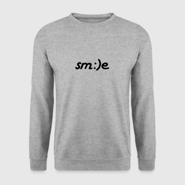 Smile smile - Men's Sweatshirt