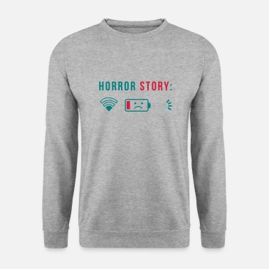 Story horror story - Sweat-shirt Homme