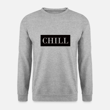 Chill Out froid - Sweat-shirt Homme