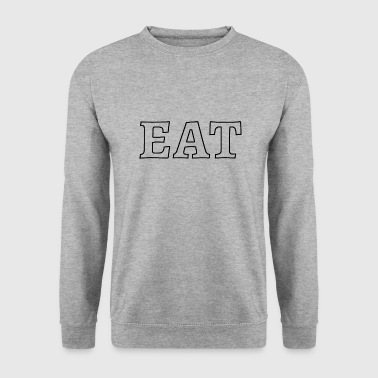 eten - Mannen sweater