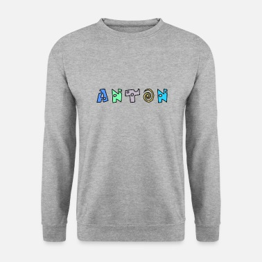 Anton Anton - Sweat-shirt Homme