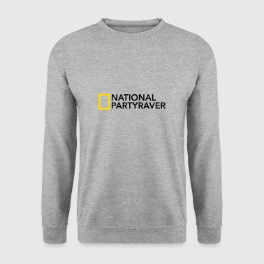 Nationale feestracer - Mannen sweater