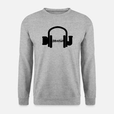 Dj dj blak - Sweat-shirt Homme