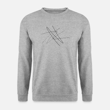 Triplé triple N - Sweat-shirt Homme