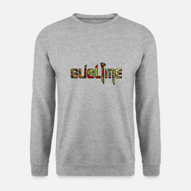 Afro SUBLIME AFRO 1 - Sweat-shirt Homme