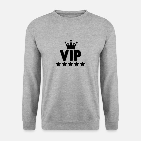 Présenter Sweat-shirts - VIP - Sweat-shirt Homme gris chiné