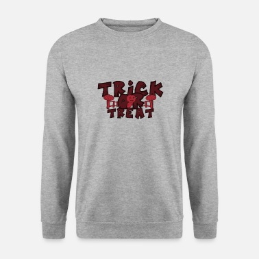 Trick Or Treat Halloween Trick or Treat Trick or treat - Mannen sweater