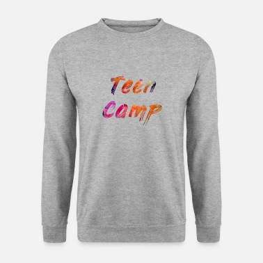 Teens Teen Camp - Männer Pullover