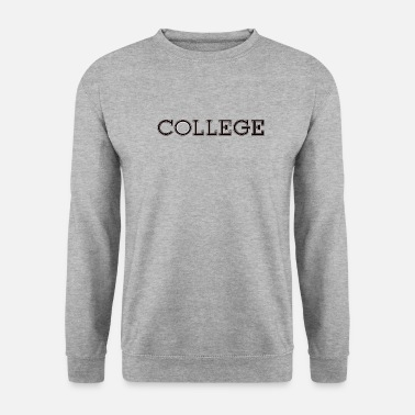 College college - Mannen sweater