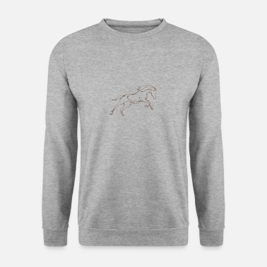 Étalon étalon - Sweat-shirt Homme