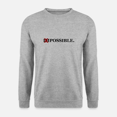 Impossible Impossible - Männer Pullover