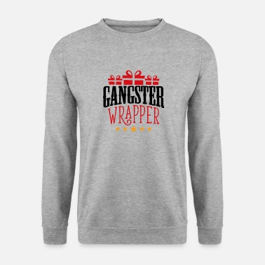 Gangster Gangster Wrapper - Sweat-shirt Homme