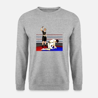 Knock Out BOXE FEMELLE 4 - Sweat-shirt Homme