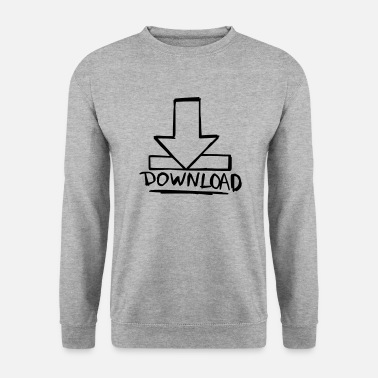 Download downloade - Sweatshirt mænd