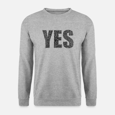 Yes YES - Sweat-shirt Homme