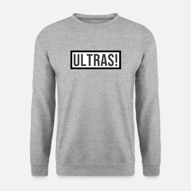 Ultra Ultras! - Herre sweater