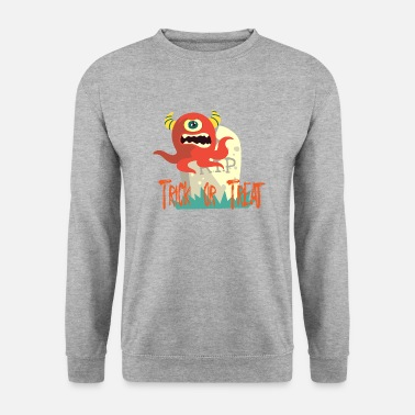 Trick Or Treat Trick or Treat Monster - Männer Pullover