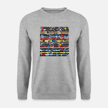 Abstraction abstraction - Sweat-shirt Homme