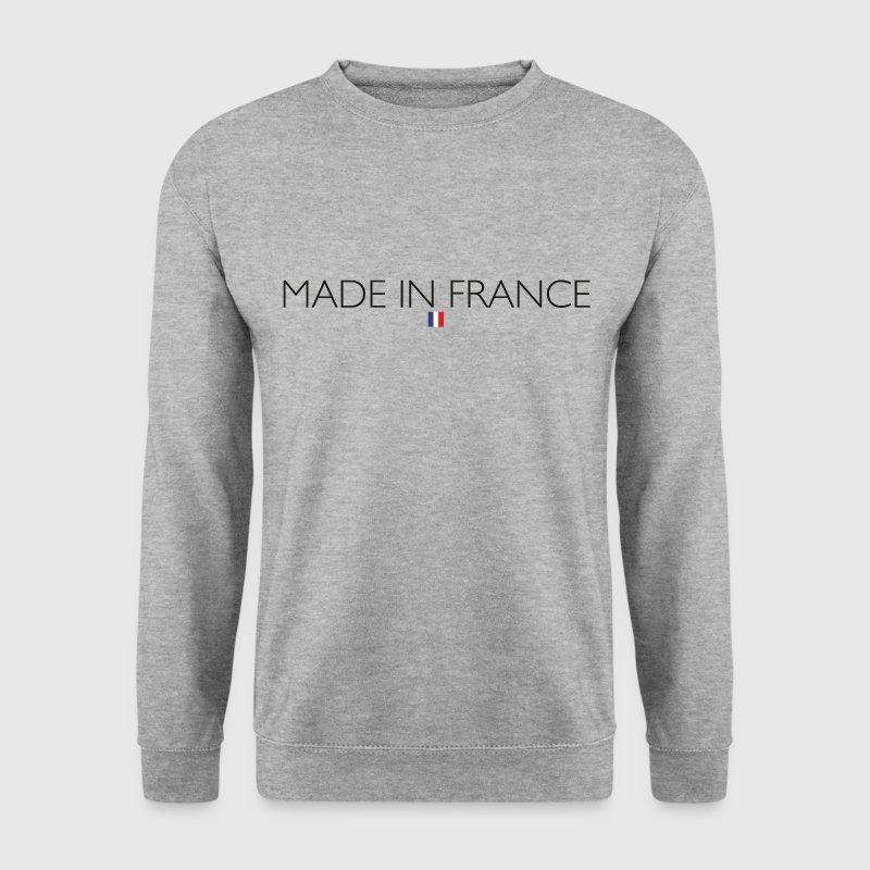 MADE IN FRANCE  - Sweat-shirt Homme