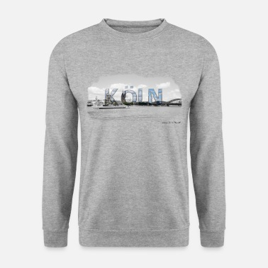 Region Køln fra favorit-regionen (Skyline) - Herre sweater