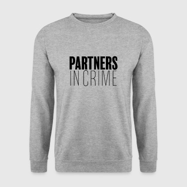 Crime Partners - Men's Sweatshirt