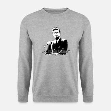 Kennedy JF Kennedy - Sweat-shirt Homme