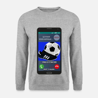 Appel LE FOOT VOUS APPELLE - Sweat-shirt Homme
