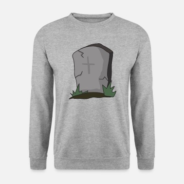 Tombstone Halloween tombstone - Men's Sweatshirt