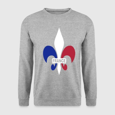 france royaliste 05 - Sweat-shirt Homme