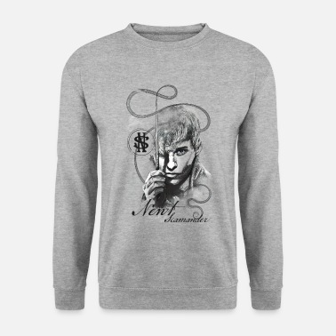 Fantastic Beasts Newt Drawing - Mannen sweater