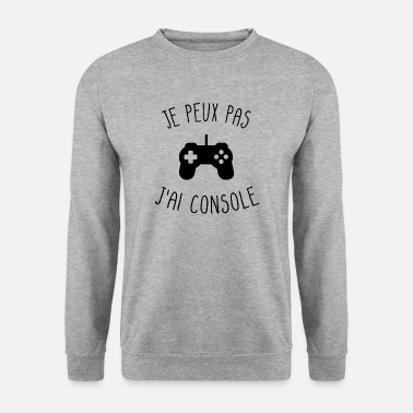 Console console - Sweat-shirt Homme