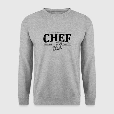 Chef - Sweat-shirt Homme