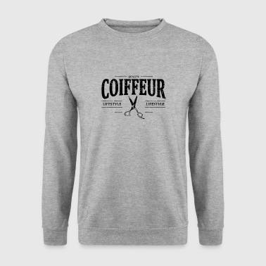 Coiffeur - Sweat-shirt Homme