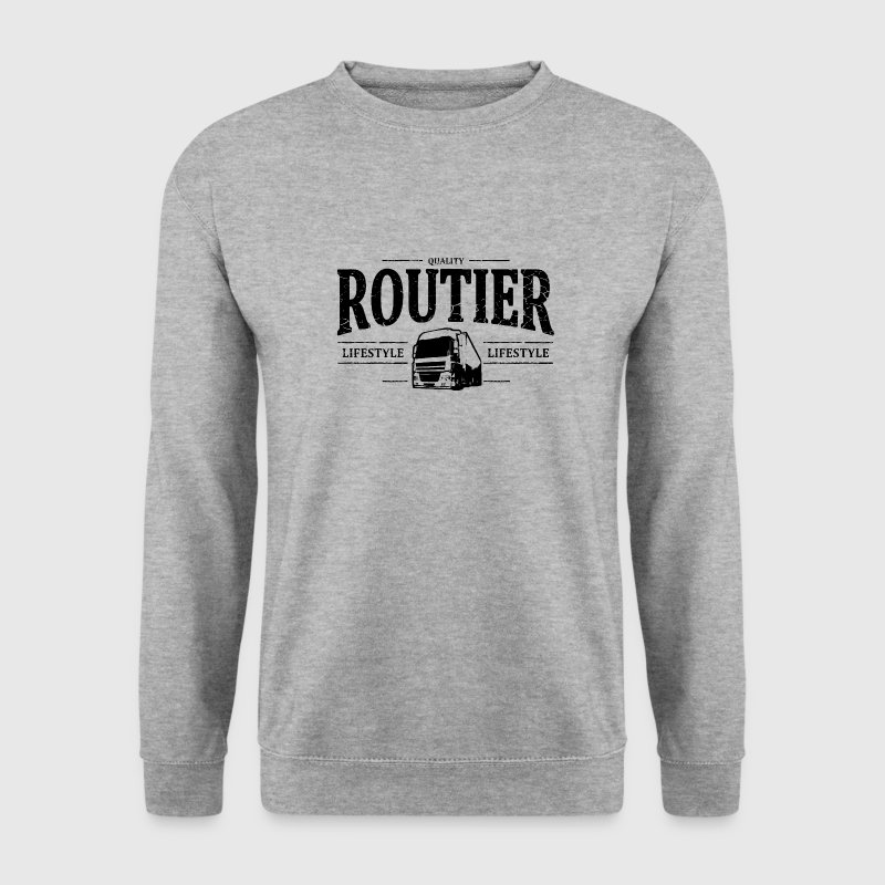 Routier - Sweat-shirt Homme