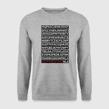 Happy New Year - Men's Sweatshirt