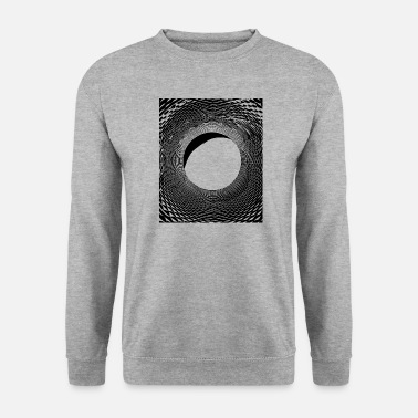 Abstraction Art géométrique - Sweat-shirt Homme