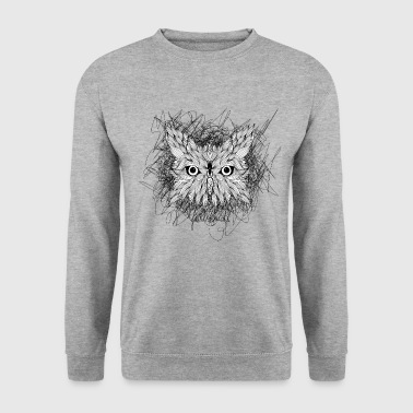Hibou Jats - Sweat-shirt Homme
