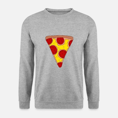 Pizza Pizza - Sweat-shirt Homme