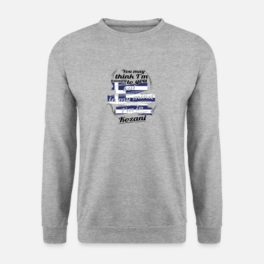 Greece GREECE GREECE TRAVEL IN IN Greece Kozani - Men's Sweatshirt