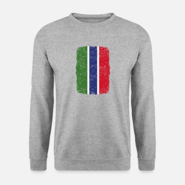 Home Country roots home country roots home Gambia - Men's Sweatshirt