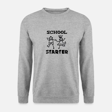 School Beginner School beginners, school starters - Men's Sweatshirt