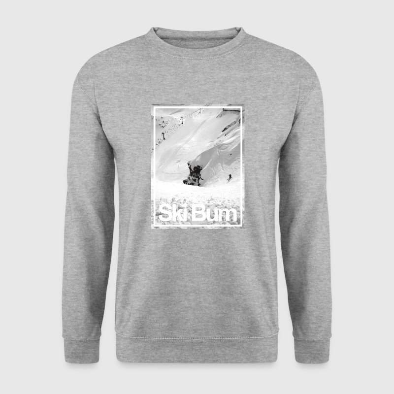 Ski Bum - Men's Sweatshirt
