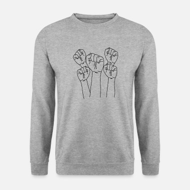 Revolution revolution - Herre sweater