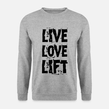 Lift Lift - Sweat-shirt Homme