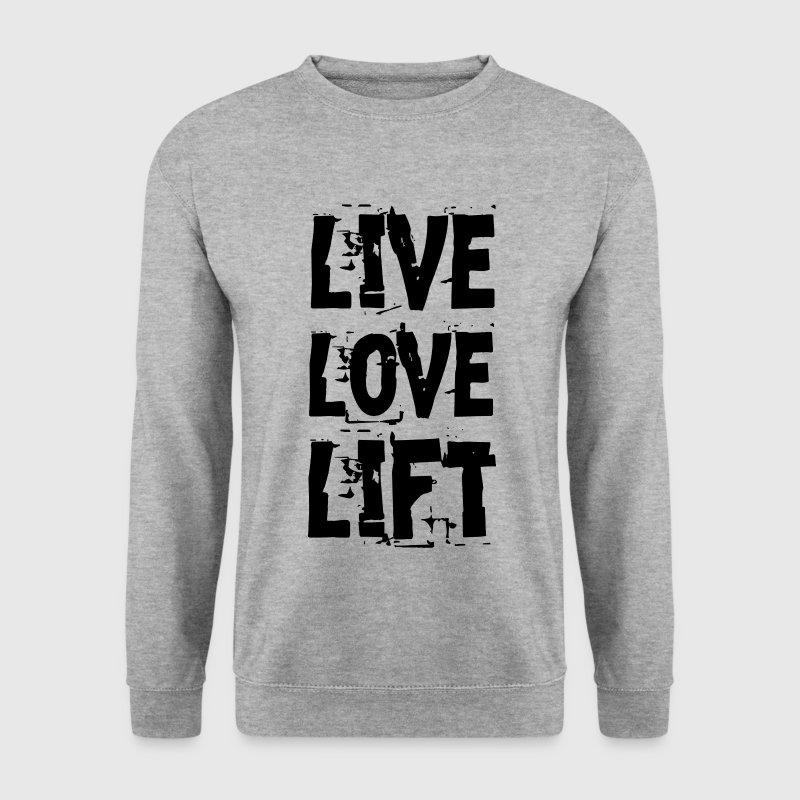 Lift - Sweat-shirt Homme