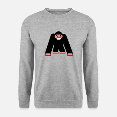 Gorilla gorilla - Sweat-shirt Homme