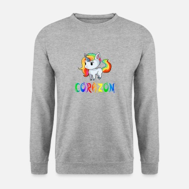 Corazon Einhorn Corazon - Sweat-shirt Homme