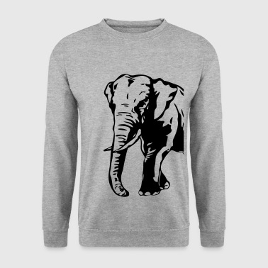 suchbegriff 39 elefant 39 pullover hoodies online bestellen spreadshirt. Black Bedroom Furniture Sets. Home Design Ideas